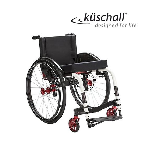 kuschall champion folding wheelchair