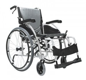 A self-propelled wheelchair - Karma Ergo 115