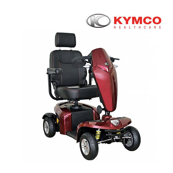 Red Kymco Komfy 8