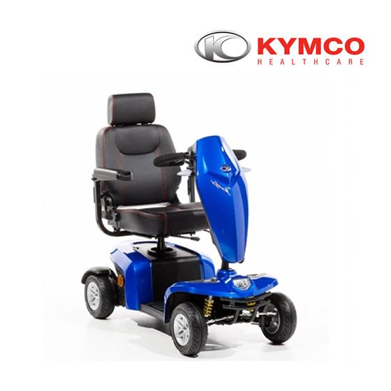 Blue Kymco Komfy 4